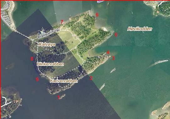 kalvøya kart Kalvøya kart – Kleskab skuffe kalvøya kart